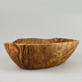 Rustic Olive Wood - Oval Bowl